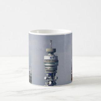 BT Tower, London, England. Coffee Mugs