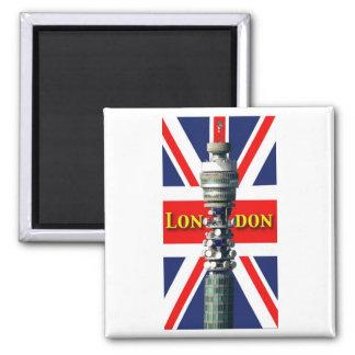 BT Tower London Fridge Magnet