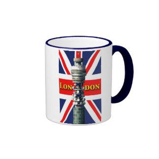 BT Tower London Mugs