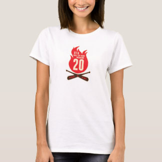 BTA HOF20 Ladies T-Shirt