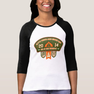 BTA HOF22 Ladies Baseball Shirt