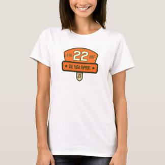 BTA HOF22 Que Pasa Support Group T-Shirt