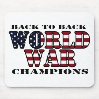BTB WW Champs Mouse Pad