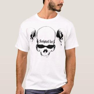 btfs_skulls, Scripted Ice T-Shirt