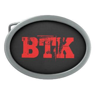 BTK Belt Buckle