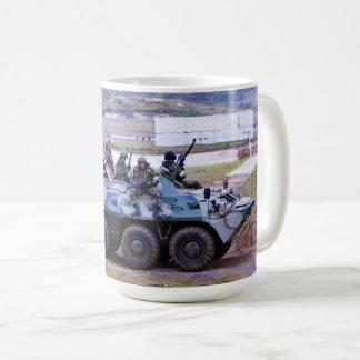 BTR-80 OMON COFFEE MUG