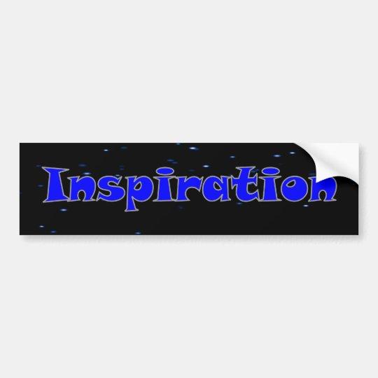 BTS-1 Near Space Balloon Capsule - Inspiration Bumper Sticker