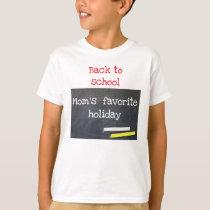 BTS Mom's favorite holiday kids shirt