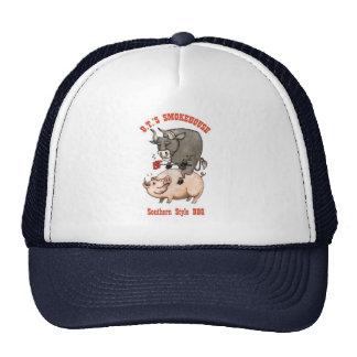BT's Smokehouse Hat