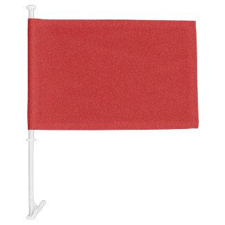 BU Red Star Dust Car Flag