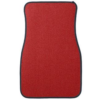 BU Red Star Dust Car Floor Mat
