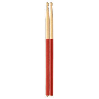 BU Red Star Dust Drum Sticks