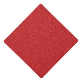 BU Red Star Dust Graduation Cap Topper