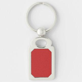 BU Red Star Dust Keychain