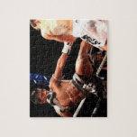 BUAKAW los boxeadores tailandeses. K-1 Puzzles Con Fotos