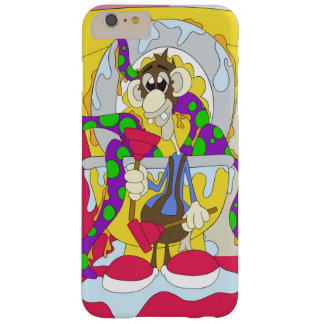 Bub the plumber barely there iPhone 6 plus case