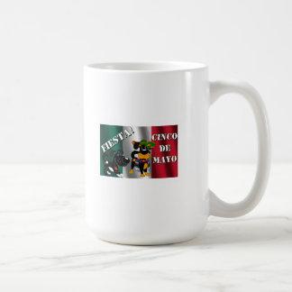 Bubba and Shadow Coffee Mug