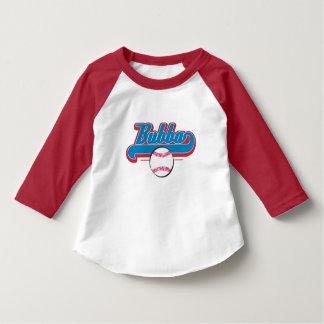 Bubba baseball logo T-Shirt