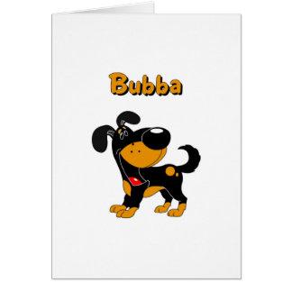 Bubba Card