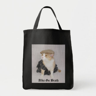 Bubba Celebrates his Scottish Ancestry Tote Bag