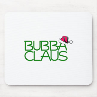 Bubba Claus Mouse Pad