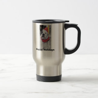 bubba, Happy Holidays Travel Mug