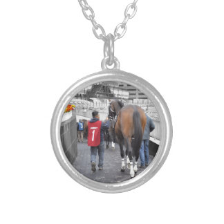 Bubba Meiser Silver Plated Necklace