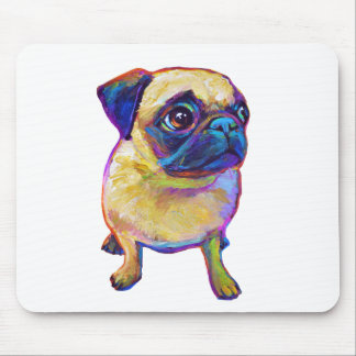 Bubba The Pug Mouse Pad
