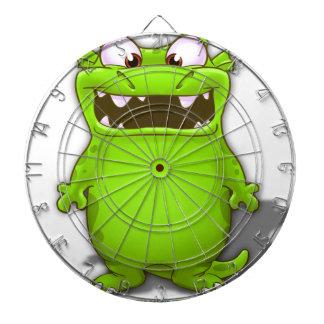Bubba the Talking Calculaotr Monster Dartboard With Darts