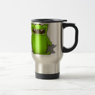 Bubba the Talking Calculaotr Monster Travel Mug