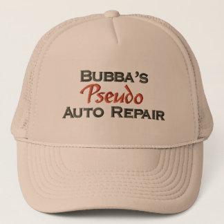 Bubba Weekend Mechanic Trucker Hat