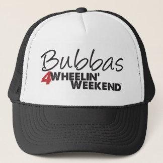 Bubbas 4Wheelin' Weekend Trucker Hat