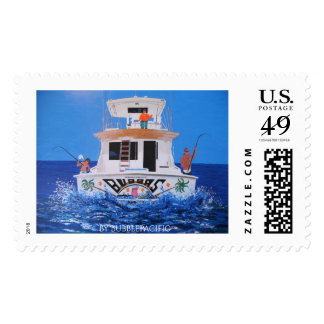 Bubba's boat postage