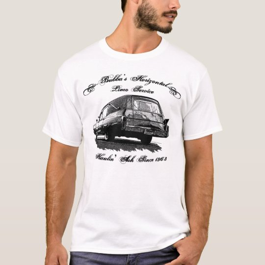 Bubba's Horizontal Limo T-Shirt