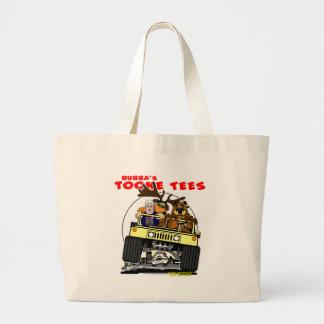 BUBBA'S TOONE TEE JUMBO TOTE BAG