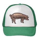 Bubba's World Famous Pig Sandwich Trucker Hat