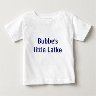 Bubbe's little Latke Baby T-Shirt