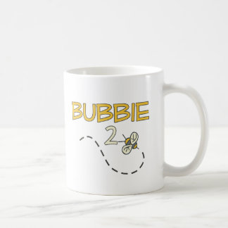Bubbie 2 Bee Coffee Mugs
