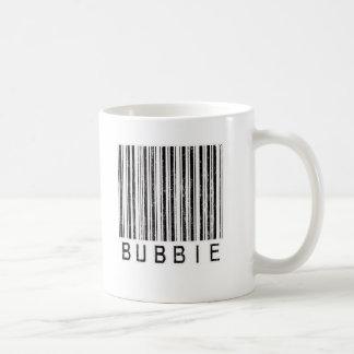 Bubbie Barcode Mugs