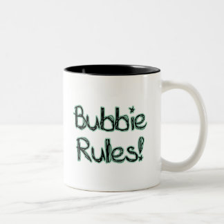 Bubbie Rules Mugs
