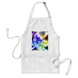 Bubble Abstract.jpg Adult Apron