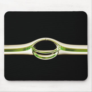Bubble Abstract Mouse Pad