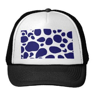Bubble art hat