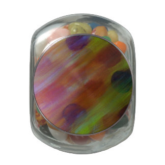 bubble, balls, balls, multicolored, pink, purple, glass candy jar