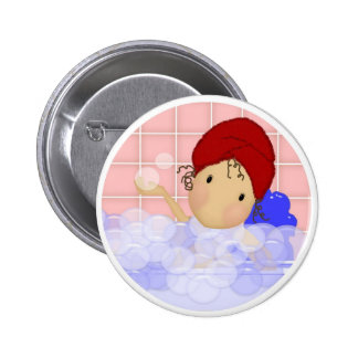 Bubble Bath Button