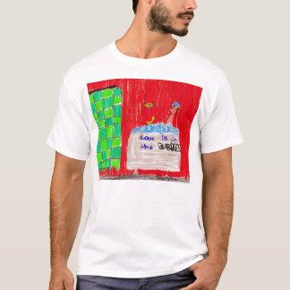 bubble bath love, Designed by Raven T-Shirt
