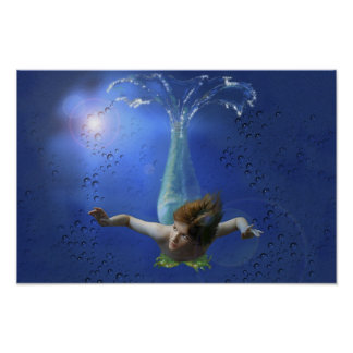 Bubble Bath Poster