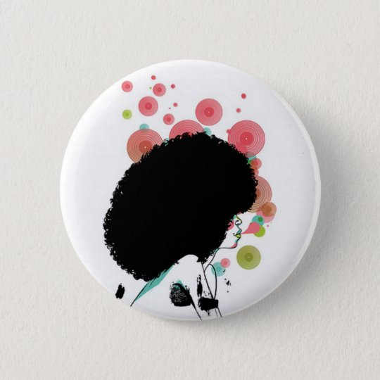 Bubble Bee Pinback Button