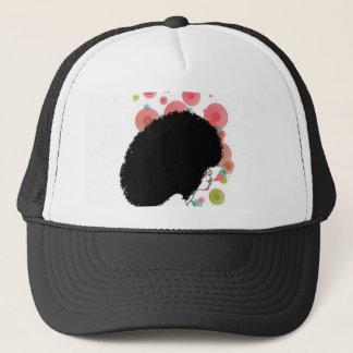 Bubble Bee Trucker Hat