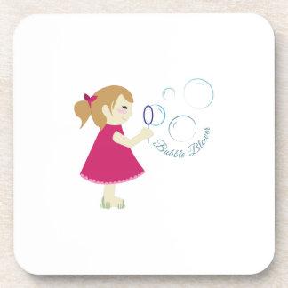 Bubble Blower Coasters